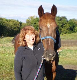 Horse testimonial